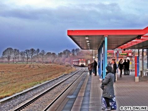 Ein VTE-Doppel auf der A1 in Ulzburg Süd