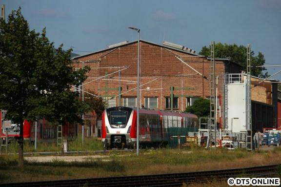 490 001 in Hennigsdorf (9.2016)