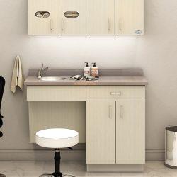 exam room medical cabinets model m3000