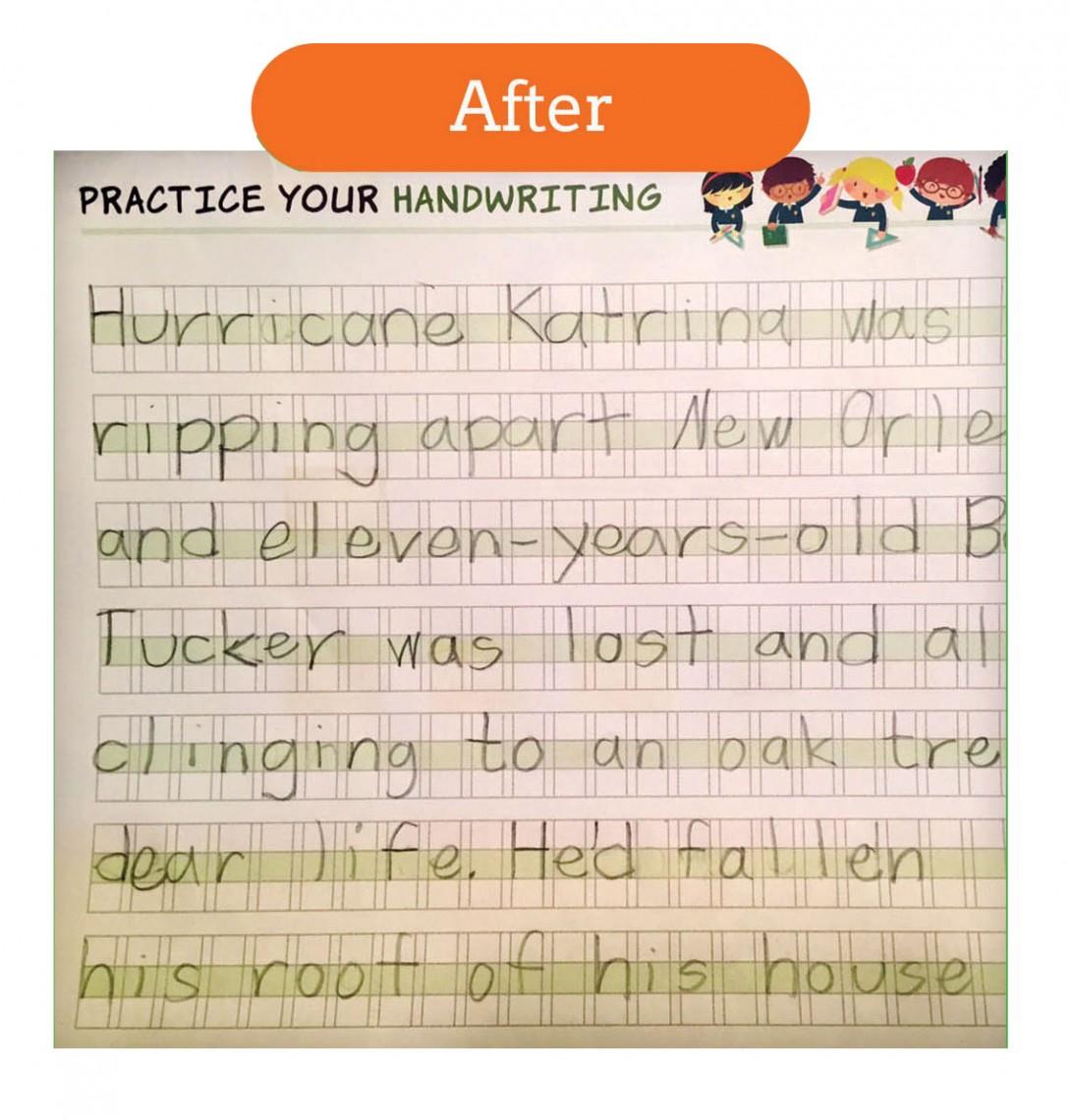 Penmanship Workbook Improve Penmanship Skills