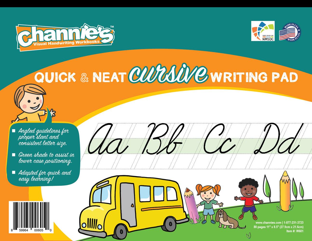 Handwriting Workbooks Practice Penmanship Worksheets
