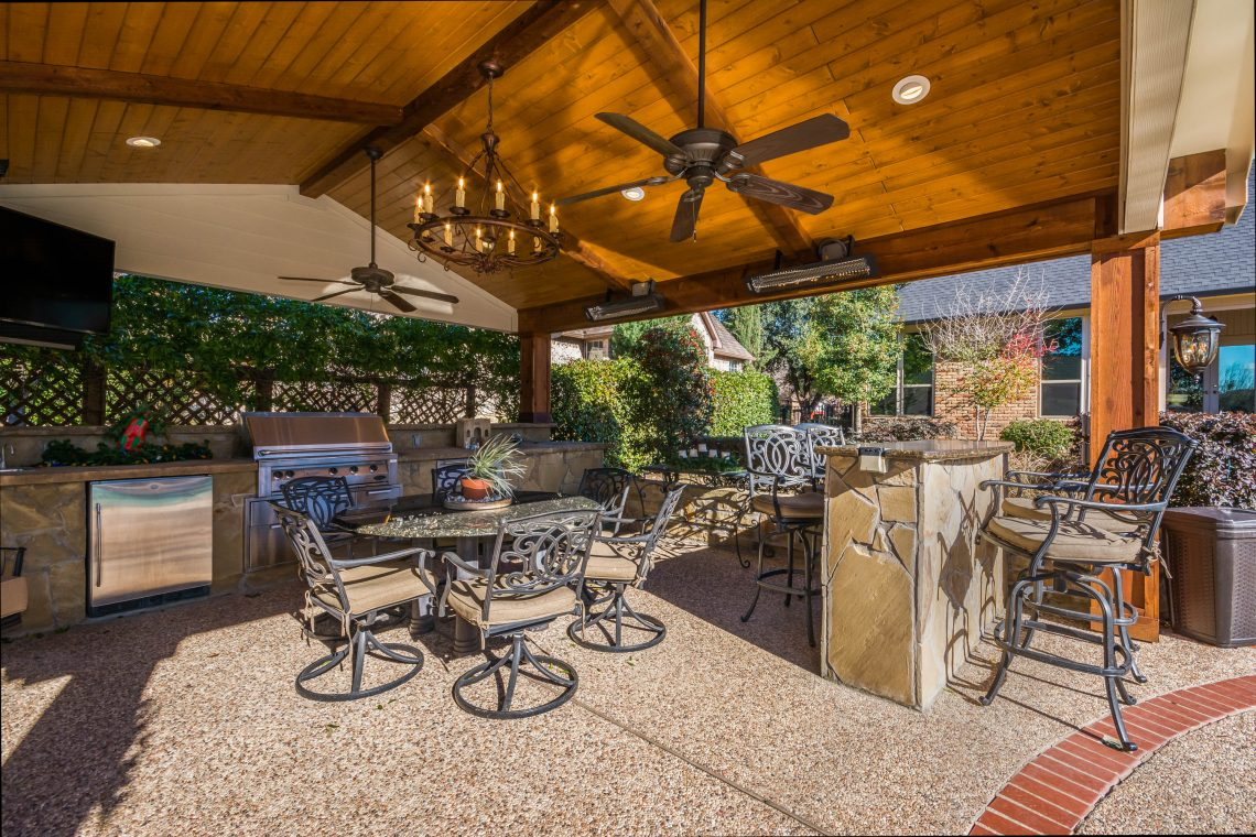 Outdoor Living Space - Tired Of A Boring Backyard? We Can ... on Outdoor Living Designer  id=20118
