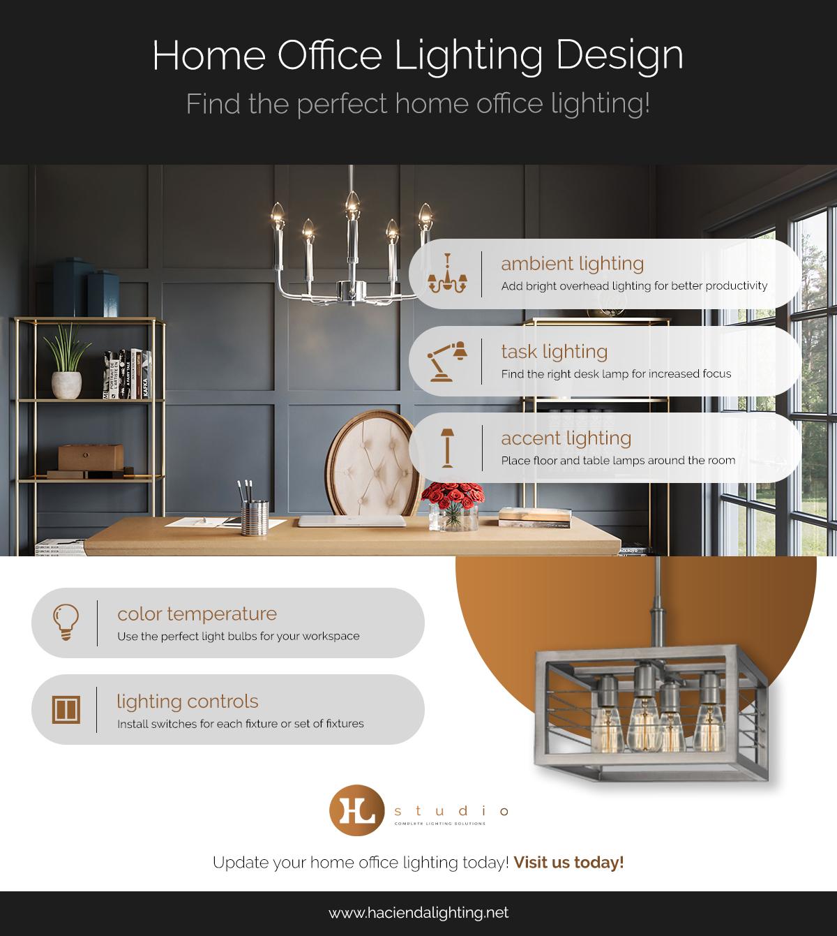 home office lighting scottsdale