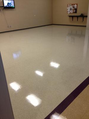 floor waxing phoenix floor cleaning