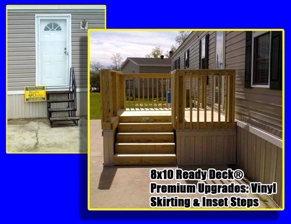 Ready Deck Gallery Ready Decks