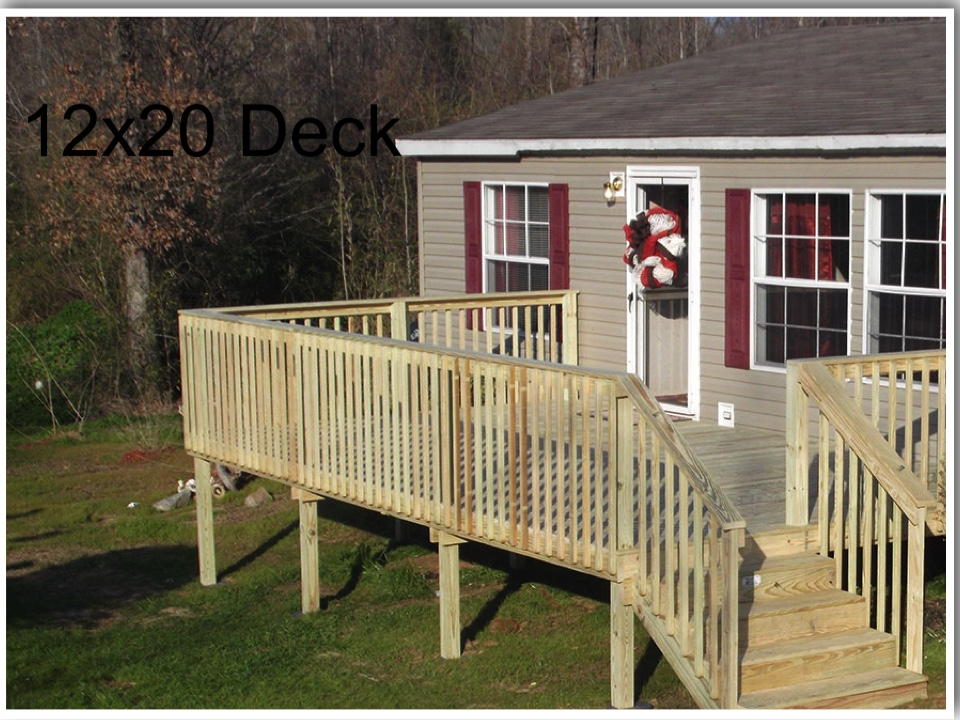 deck building contractor ready decks