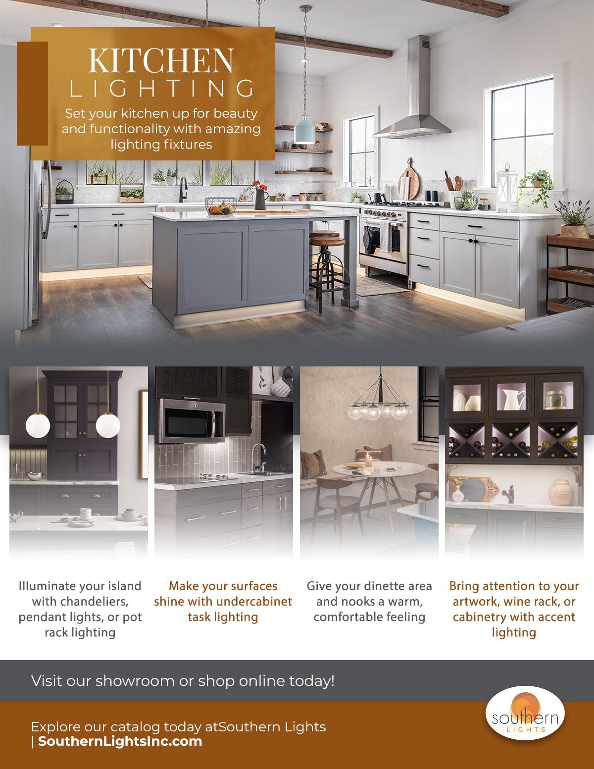 kitchen lighting design cook your