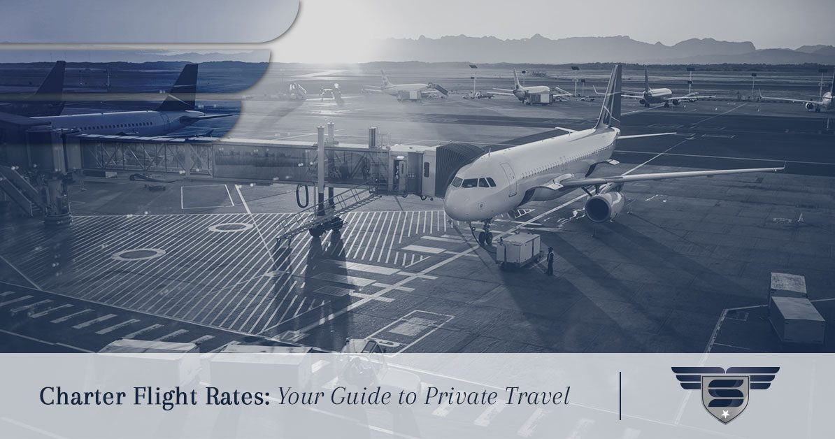 Charter Flights Charter Flight Rates Your Guide To