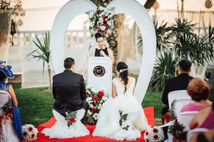 Sonorizacion en Ceremonias Civil