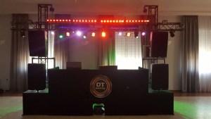 Frontal de cabina para eventos en la Barra Libre
