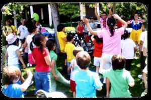 Animacion en Fiestas Infantiles