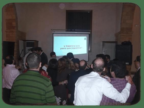 Karaoke en Grupo