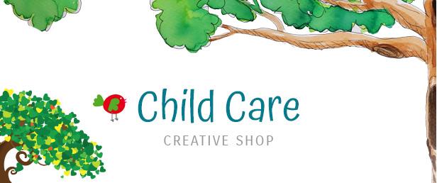Child Care Creative Shop