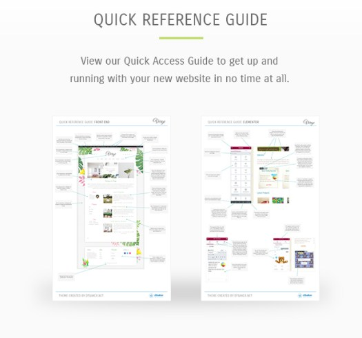Easy to edit WordPress theme