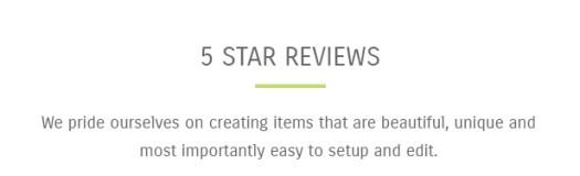 Best theme reviews
