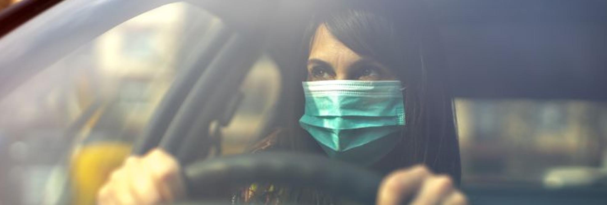 DVSA update on masks after 19th of July