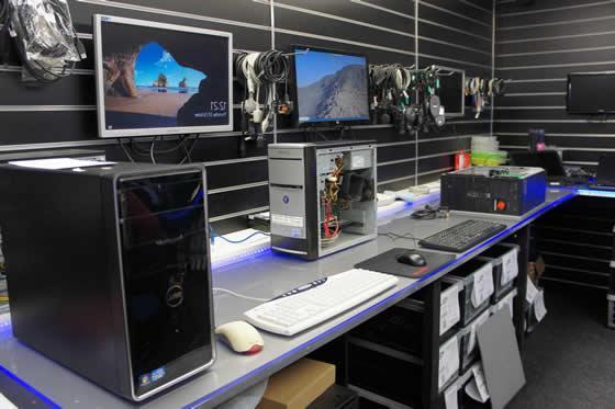 Computer repairs Carlisle Workshop