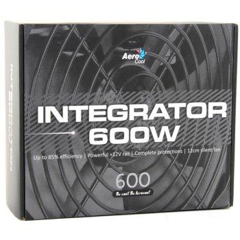 Aerocool 600w Power Supply