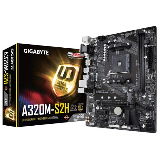 Gigabyte A320M S2H Motherboard