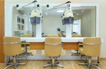 Barbershop Mirrors