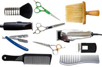 Professional Barber Kits For Saloon