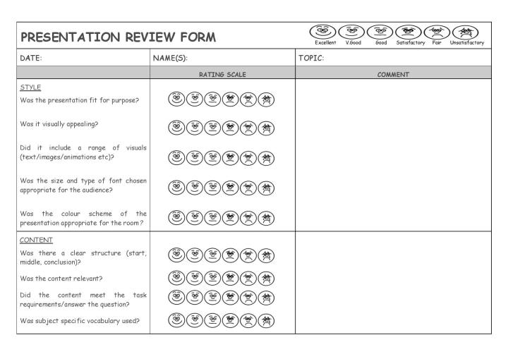 Presentation Success Criteria Form-page-001