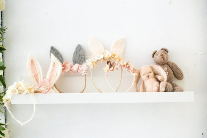 Photo Studio Glasgow - newborn props