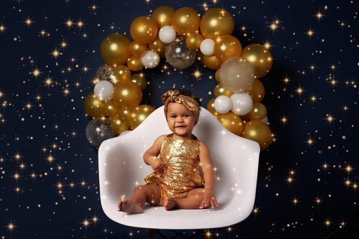 Family Photographer Renfrewshire - baby girl