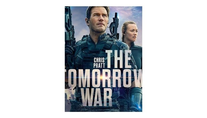 the tomorrow war cast