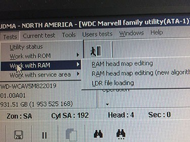 WD Clicking Hard Drive Recovery