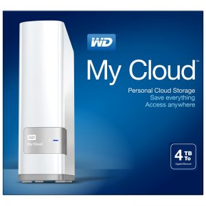 WD Home Cloud Server