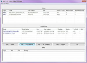 RAID Stale Drive Finder