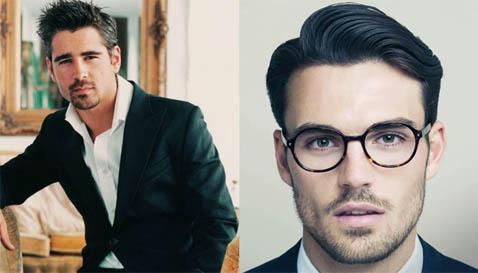 Gesicht bart rundes Barttypen, Trends