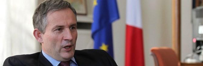 Botschafter Laurent Bili