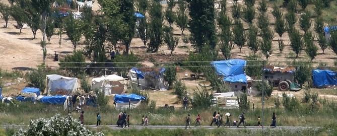 Deutschland für mehr humanitäre Hilfe für Syrer