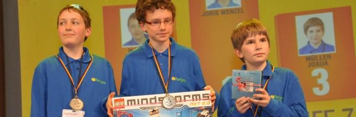 Pangea-Mathe-Wettbewerb in Berlin