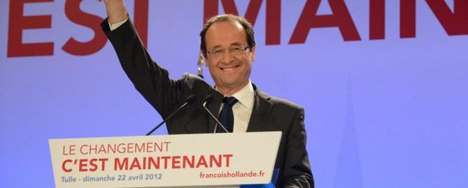 Hollande gewinnt mit 28,63 Prozent
