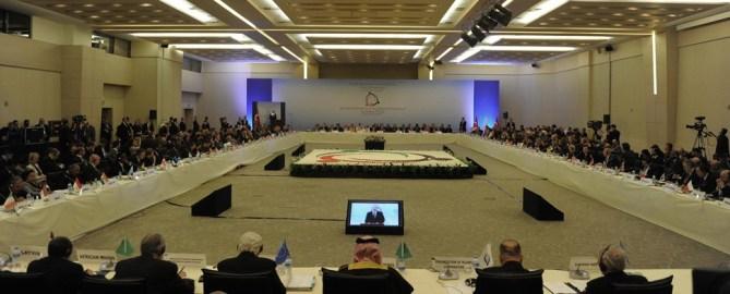 Syrischer Nationalrat als Dachgruppe der Opposition anerkannt
