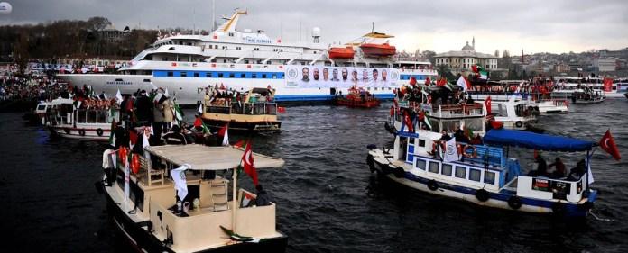 Angriff auf Gaza-Hilfsflotte - Türkei klagt israelische Offiziere an