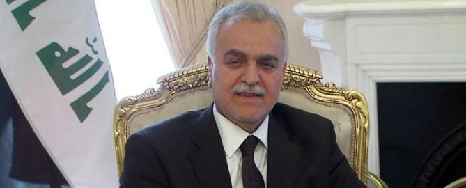 Interpol setzt Iraks Vizepräsidenten auf Fahndungsliste