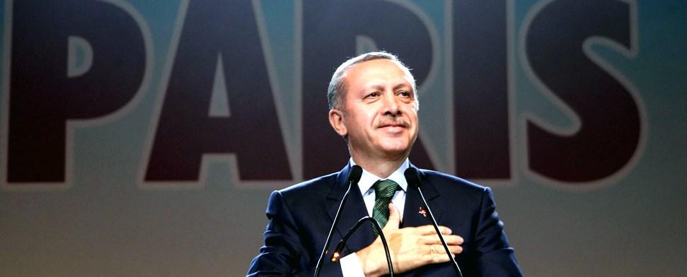 Erdogan will mit Paris neues Kapitel aufschlagen