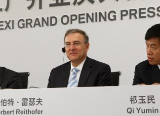BMW verdoppelt Kapazitäten in China - investiert 500 Millionen neu