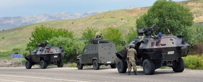 Acht türkische Soldaten bei Kämpfen mit PKK getötet
