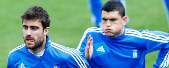 Tabuthema Politik: Griechische Fußballer üben Zurückhaltung