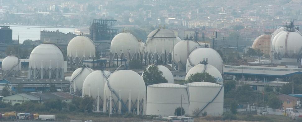 Stabilste Ölquelle der Türkei in Diyarbakir