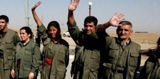 PKK-Frauen sind sich der Gefahr in den Bergen nicht bewusst