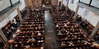Gedenkfeier für Opfer des Karlsruher Geiseldramas