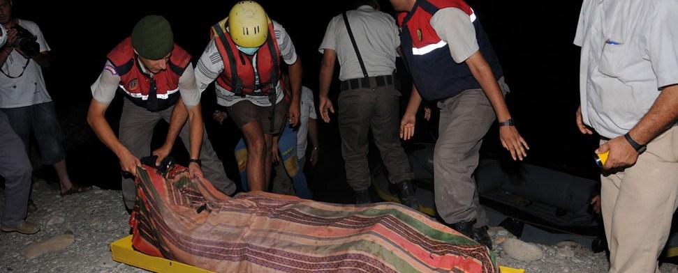 Leiche von verunglückter deutscher Touristin gefunden