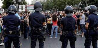 Schocktherapie verwandelt Spanien allmählich in ein Pulverfass