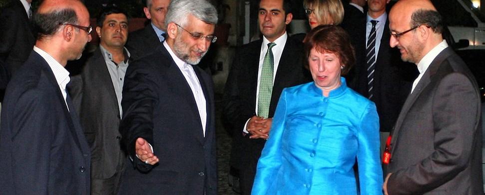 """Iranisches Atomprogramm: """"Nützliche und konstruktive"""" Gespräche"""